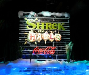Shrek the Halls in ICE! - 2012