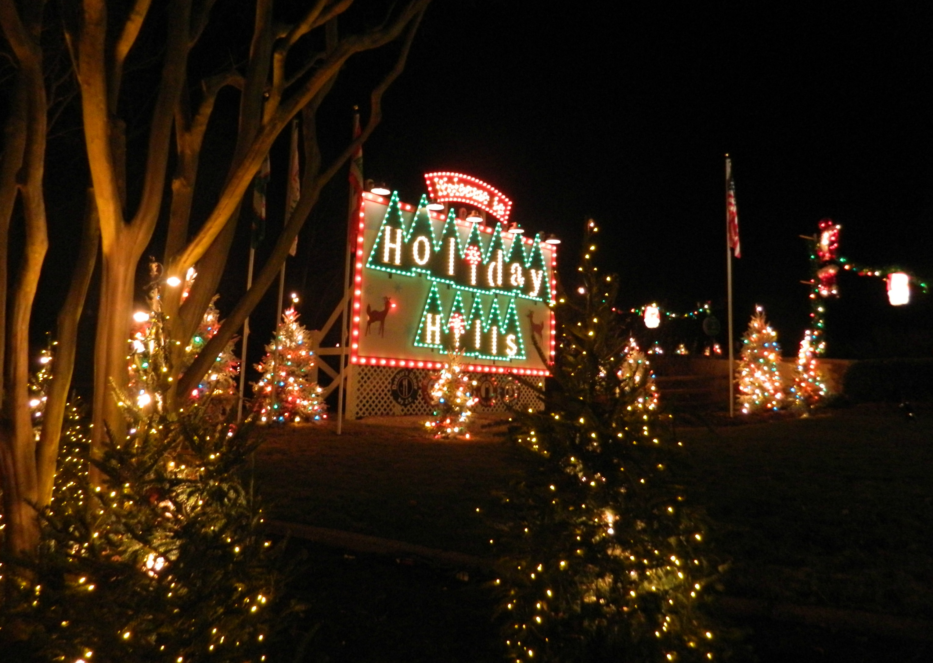very vintage virginia christmas town at busch gardens williamsburg