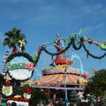 Happy Wholidays from Universal's Islands of Adventure