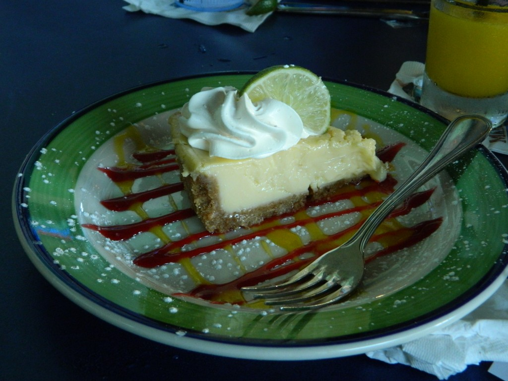 Key Lime Pie - Margaritaville Orlando