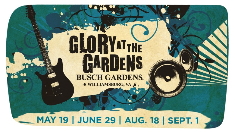 Glory at the Gardens at Busch Gardens Williamsburg Photo: ©Busch Gardens