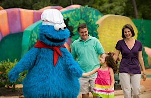 Families enjoy fun times together at Busch Gardens Williamsburg. Photo: Busch Gardens