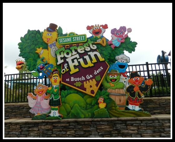 Busch Gardens offers fun for all ages.