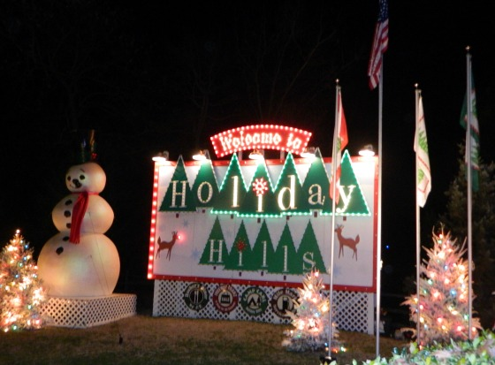 Holiday Hills is a stroll down retro lane.