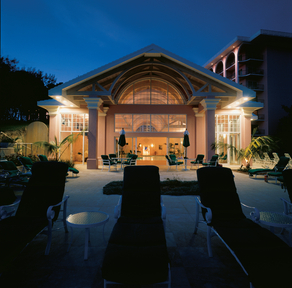 Willow Stream Spa. Photo: Fairmont Southampton