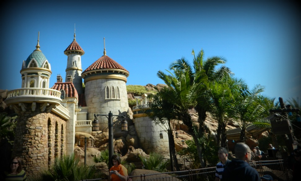 Under the Sea: Journey of the Little Mermaid in New Fantasyland.