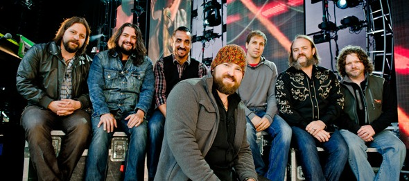 The Zac Brown Band. Photo: Wikipedia.org/CC license