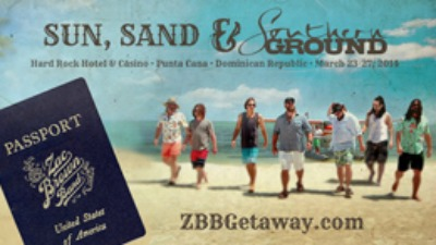 The Sun, Sand and Southern Ground Tour features Zac Brown and friends in the Dominican Republic.