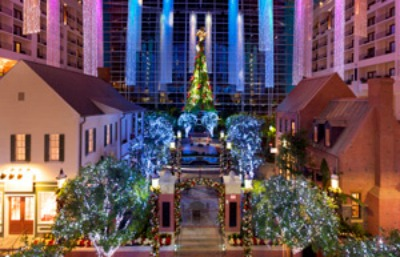 photo marriottgaylord hotels gaylord nationals christmas