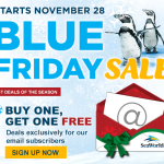 Black Friday Goes Blue with Online Deals at SeaWorld and Aquatica Orlando