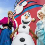 Disney Cruise Line: 'Frozen' Characters take to the Sea