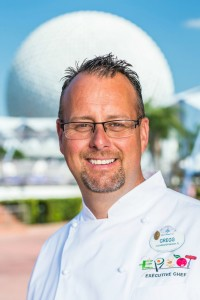 Epcot Executive Chef Gregg Hannon. Photo: WDW/Matt Stoshane