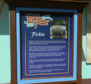 Learn all about Firkin Biers.