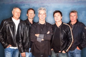 Little River Band. Image courtesy of Little River Band/WDW