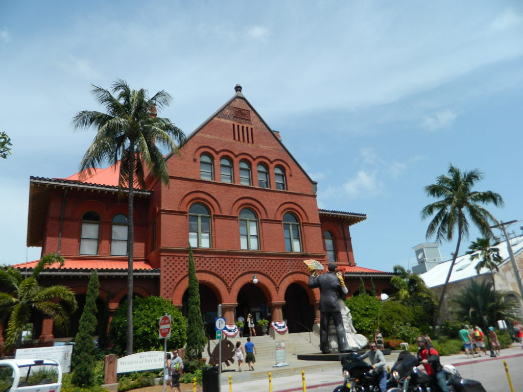 Key West Museum of Art & History.