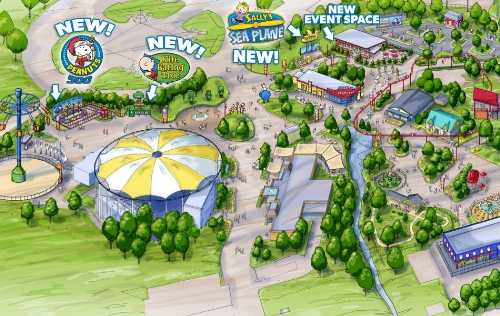 Food Places At Kings Dominion