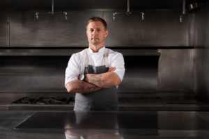 Bryan Voltaggio Photo: MGM National Harbor