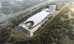 Artist rendering: MGM National Harbor