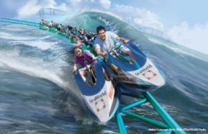 Credit: Artist Concept Only - 2016 (C)SeaWorld Parks PRNewsFoto/SeaWorld Entertainment, Inc.