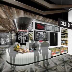 District Deli - MGM National Harbor