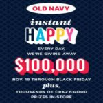 Black Friday 2016: Save big at Old Navy with 50% off and #happyistrending