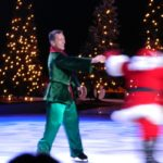 Busch Gardens Christmas Town 2015: 'Twas That Night ice show