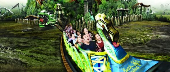 Busch Gardens 2017:  What's up for the Upcoming Season?
