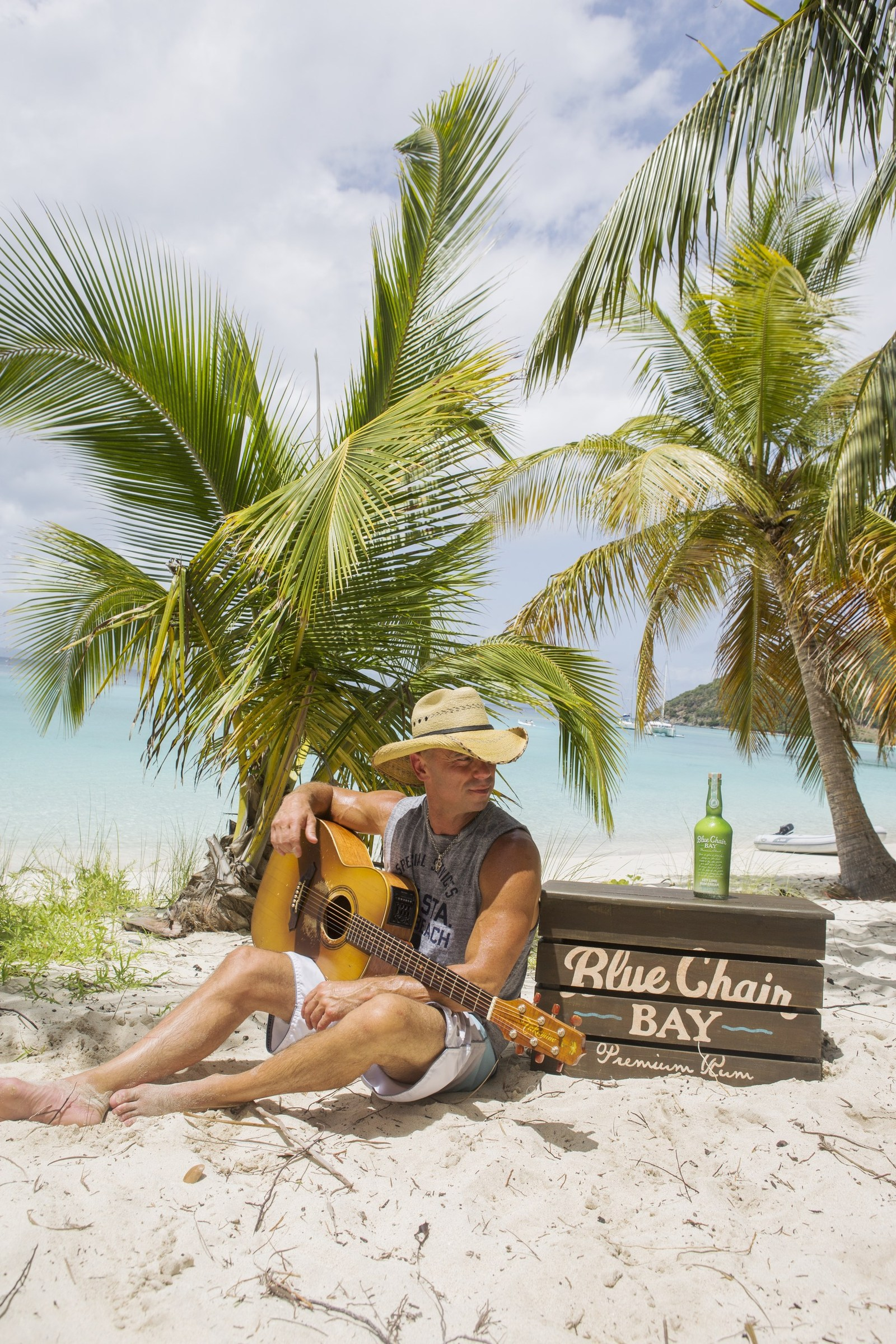 Marvelous Kenny Chesney And Blue Chair Bay Rum Invite Fans To Take A Uwap Interior Chair Design Uwaporg