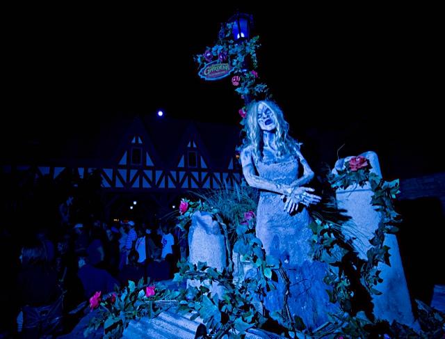 Busch Gardens Howl O Scream Williamsburg Best Idea Garden
