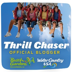 Busch Gardens Ambassador Blogger