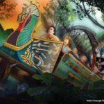 Busch Gardens announces first wooden coaster coming in 2017