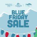 Black Friday 2017: 'Blue Friday' and Cyber Monday at SeaWorld Orlando