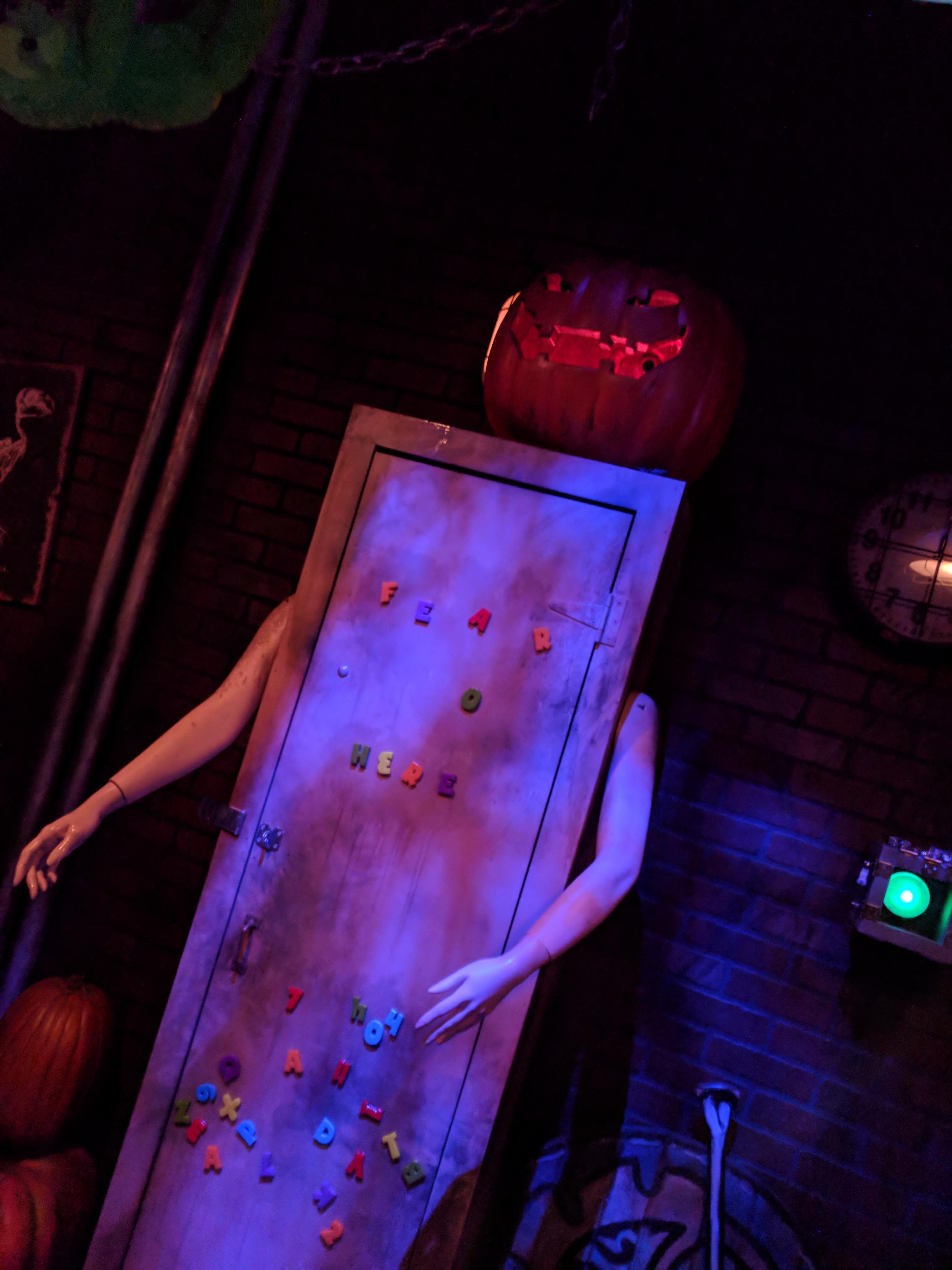 Nightmare In The Gardens Escape Room